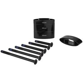 FSA Spacer-Kit - 25/50 mm noir